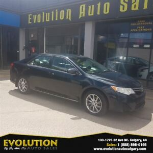 2012 Toyota Camry LE NAVIGATION ALLOYS FINANCING