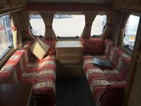 1999 2 Berth Elddis firestorm 350/2 in immaculate condition