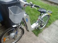 Electric bike mint condition