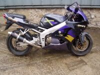 Kawasaki zx6r f g and j models breaking for spares only