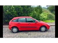 Ford Focus 1.6, 10 Month MOT, 89000 Miles, Well Serviced, Clean Car