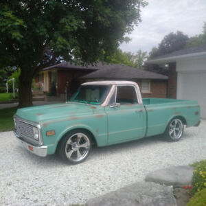 1972 C-10 Pickup for Sale
