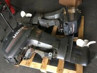 Mariner outboards 55HP and wiring harness