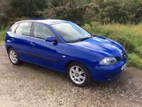 SEAT IBIZA 1.9 T.D.i # DIESEL # 5 DOOR # FULL YEARS M.O.T # SUPERB CONDITION #