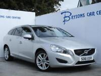 2012 61 Volvo V60 2.4D D5 (215bhp) (AWD) Geartronic SE Lux for sale in AYRSHIRE