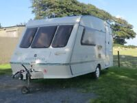 Fleetwood Garland light wieght 2 berth touring caravan 1999