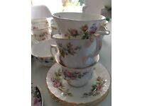 mix and match tea cup sets