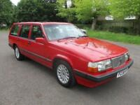 1997 P VOLVO 940 2.3 SE TURBO ESTATE FULL MOT ON SALE SUNROOF HEATED SEATS PX