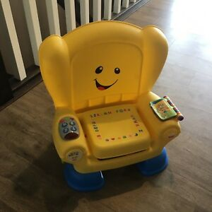 Fisher-Price Laugh and Learn Chair