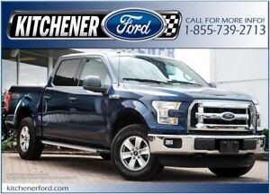 2015 Ford F-150 XLT XLT/TOW PKG/PWR LOCKS&WINDOWS