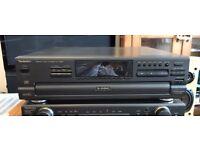 Technics 5 Disc SL-PD887 CD Player