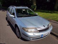 2003 Renault Laguna 1.9 Dci Sports Tourer