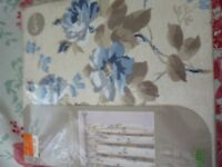 """curtain layla was £49.99 now £25 size 66"""" x 72"""""""