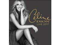 2 x Celine Dion Tickets