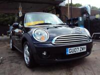 Mini Cooper 1.6L Petrol – LOW MILEAGE – WITH WARRANTY – LONG MOT - £2,999
