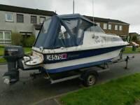 For sale Shetland Family 4 Favorite MK Vll + land rover discovery TD5