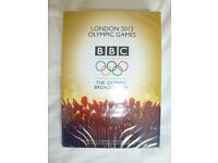 NEW OLYMPIC GAMES 2012 DVD BOX SET