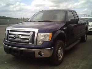 2010 Ford F-150 XLT 4x4 SuperCab Long Bed