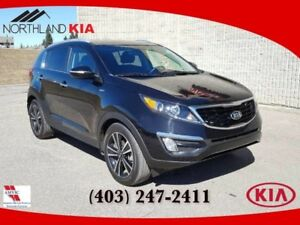 2016 Kia Sportage SX  - Bluetooth -  Heated Seats
