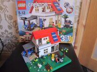 LEGO CREATOR BUILDINGS X2 SETS
