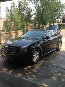 2011 Cadillac CTS Base Sedan