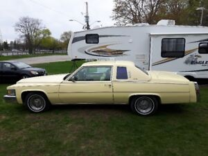 1978 Cadillac Coup Deville