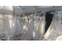 For sale new wedding dresses many sizes and styles