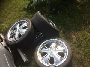 Rims Only