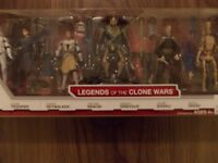 Star Wars Legends of the Clone Wars