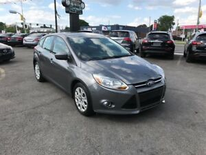 Ford Focus 5dr HB SE-AUTOMATIC-JAMAIS ACCIDENTER 2012
