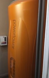 Ultra Sun PowerTower 7200 sunbed AND Ergoline 500 Classic sunbed! (price is negotiable for both)