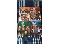 One Tree Hill Season 1-4 DVD Box Sets Mint Condition