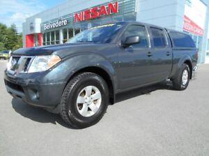 2013 Nissan Frontier SV CREW-CAB 4X4 AUTOMATIQUE