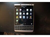 blackberry passport unlcoked silver edition