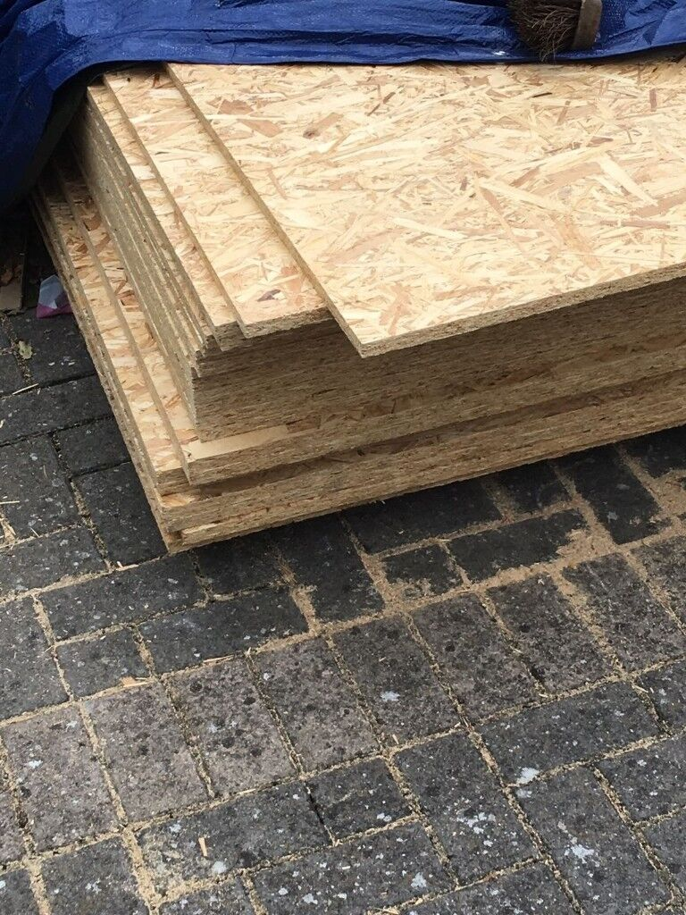 23 18 mm thick osb boards fpr sale ply boards chip boards | in Chelmsford,  Essex | Gumtree
