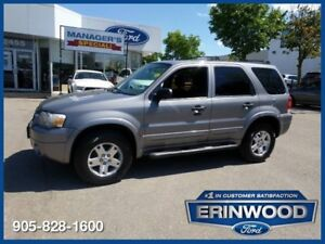 2007 Ford Escape XLTROOF / STEP BARS / ALLOYS / LOW KM'S !!!