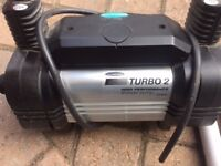Shower Force Turbo 2 Power Shower Pump