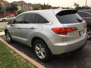 2013 Acura SUV, Crossover (Tech Package)