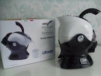 Uccello Kettle with easy pour grip ideal for disability / arthritis