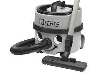 Henry Numatic VNP180 NUVAC 240-Volt Commercial Hoover Vacuum Cleaner - Grey