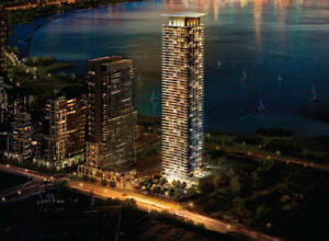 Dream Home in Toronto Waterfront Condos - REGISTER NOW