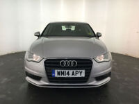 2014 AUDI A3 SPORT TDI 4 DOOR SALOON 1 OWNER AUDI SERVICE HISTORY FINANCE PX