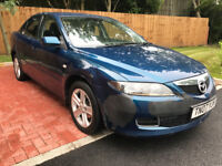 2007 Mazda6 1.8 - 12 months MOT - **46000 GENUINE MILES ** Mazda 6