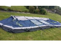 Outwell colorado 8 - 8 man tunnel tent