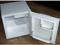 Coolzone 48 Litre Table Top Fridge + Small Freezer - Full Working Order, Clean +Ready to Use!