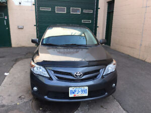 Excellent Condition 2011 Toyota Corolla LE With Extras!
