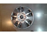 Peugeot boxer wheel trims