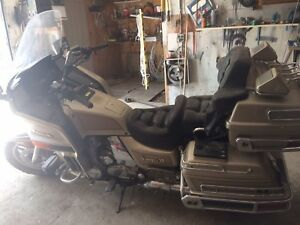 1987 Kawasaki ZG 1200 Voyager XII (open to offers and trades)