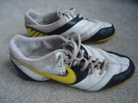 Nike football astro soles boots, trainers UK10, EUR45
