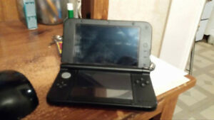 3DS X-L and 1 game